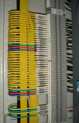 巢湖项目部电缆敷设,接线工作小结